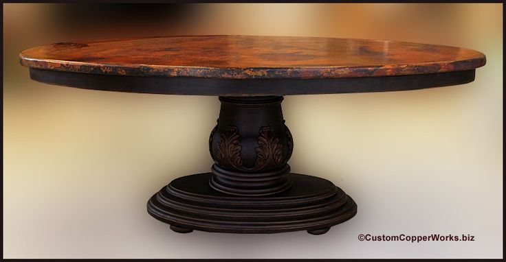 25 Best Ideas About Pedestal Table Base On Pinterest