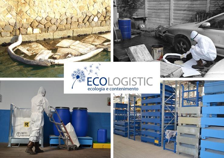 Ecologistic: un progetto ambizioso su scala internazionale deciso a sconfinare per dare e ricevere nuove soluzioni per:  - CONTENIMENTO  - TRASPORTO e STOCCAGGIO  - MOVIMENTAZIONE  - SOLUZIONI ANTINQUINAMENTO  - EMERGENZE e SICUREZZA