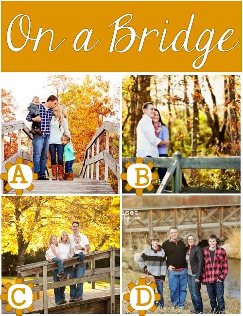 50 Fall Family Photo Ideas | The Dating Divas