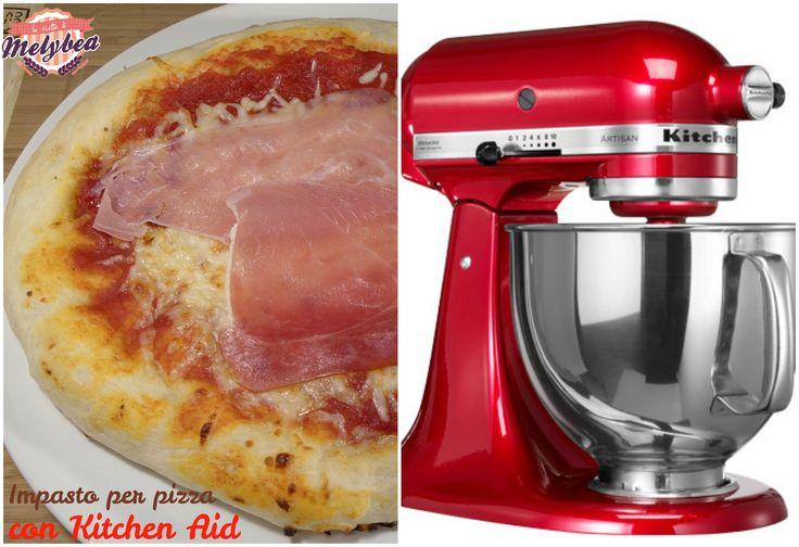 12 best la pinsa romana images on pinterest pizzas for Pane con kitchenaid