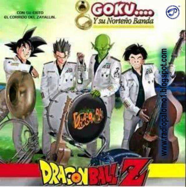 Radio Palomo: Goku y su Norteño Banda