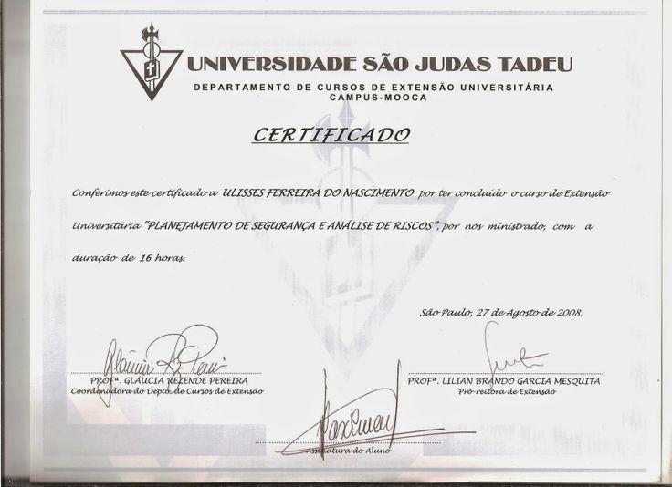 BRADO CONSULTORIA E SERVIÇOS LTDA.: PLANEJAMENTO DE SEGURANÇA E ANÁLISE DE RISCOS