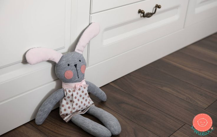 A personal favorite from my Etsy shop https://www.etsy.com/listing/520575335/grey-bunny-toy-nostalgic-rabbit-doll