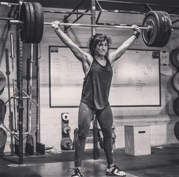 How to Warm Up for the Snatch!