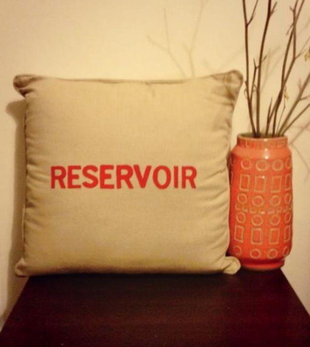 Reservoir! Excusez Mon Francais by Lindsay Croft
