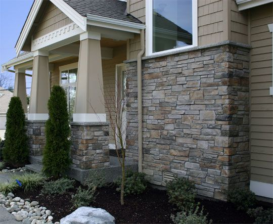 1000 images about exterior ideas on pinterest stucco for Exterior natural stone for houses