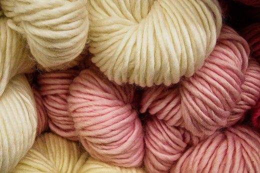How to make Red Heart Yarn super soft, before & after crocheting with it