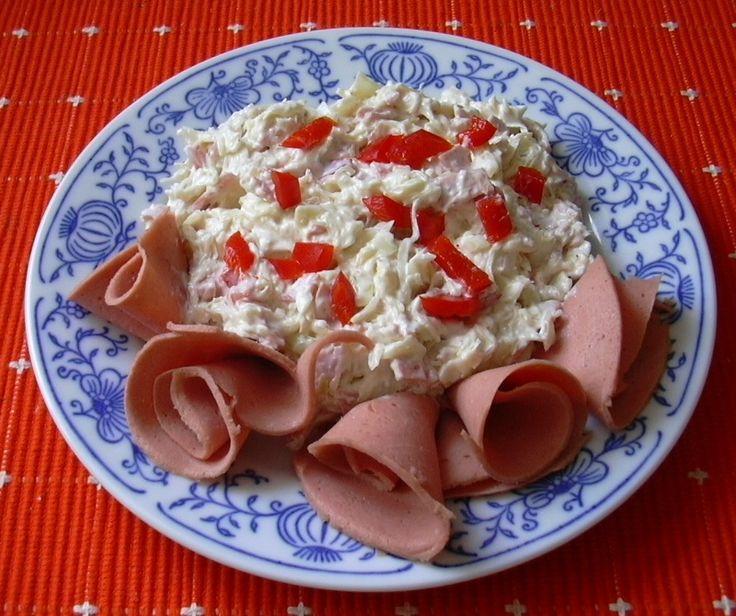 Křenový salát :: Domací kuchařka - vyzkoušené recepty