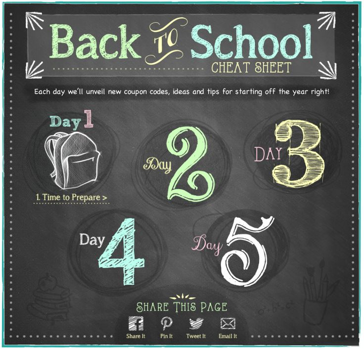 5 Back-to-School Tips every parent needs to know! #backtoschool #schoolideas #parentsBacktoschool Schoolidea, Schoolidea Parents