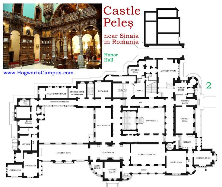 Hogwarts castle floor plan 15 out dari 26 400 untuk for Castle type house plans