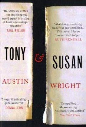 Tony & Susan, UK Hardback