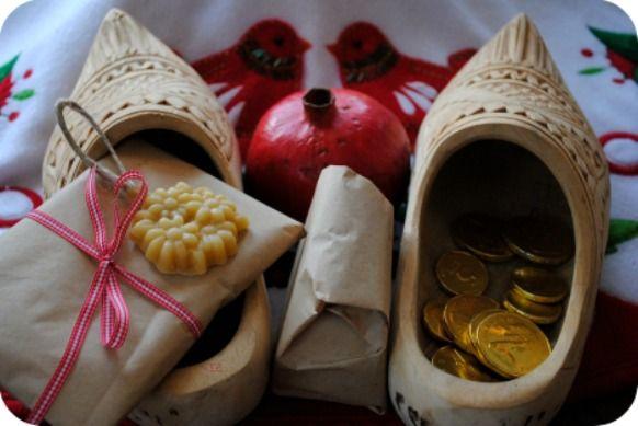 Saint Nicholas Day Shoes
