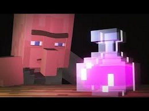 Witch Encounter - Minecraft Animation - Slamacow - YouTube