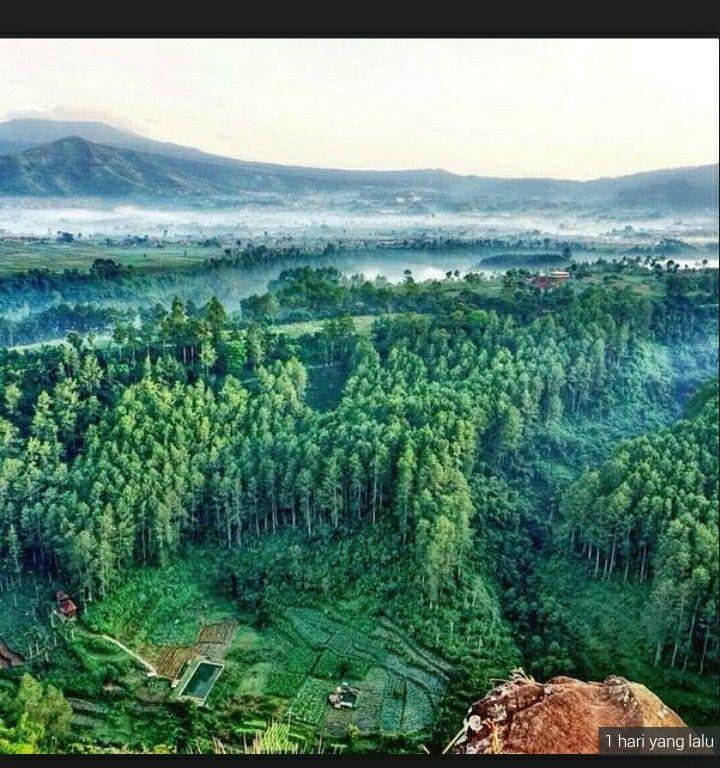 Tebing keraton, see the truly beauty of Bandung