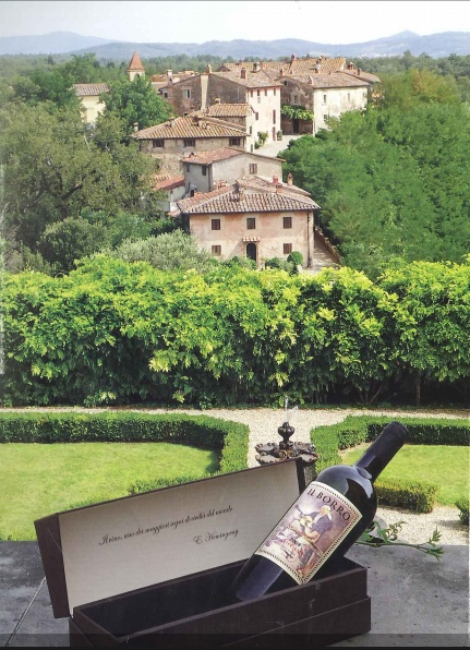 Relais & Chateaux - In this superb 700 hectare Tuscan estate, time would appear to have stood still. This magnificently restored property belonging to the Ferragamo family is an oasis of charm in the image of a mediaeval village with its 19th century villa, farm and farm buildings. Il borro ITALY #relaischateaux #wine