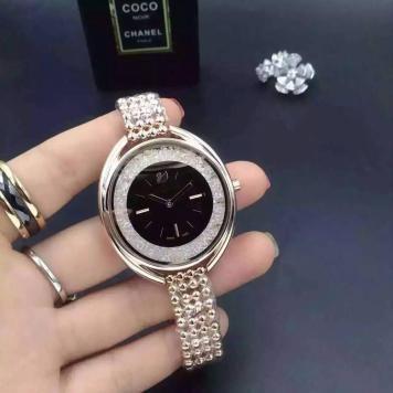 swarovski watch و ساعة سوارفسكس