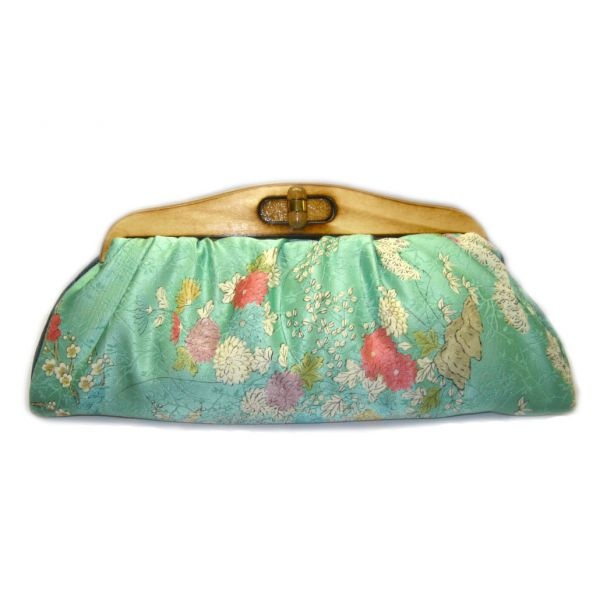 KImono Clutch-Pastel Flowers Garden by david: Fashion Addiction, Clutches, Uroco Kimono, Flower Gardens, Clutch Pastel Flowers, Kimonos, Flowers Garden, Kimono Clutch Pastel