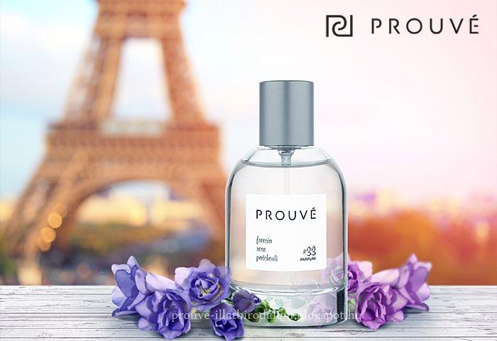PROUVÉ illatbirodalom: Parfümök újraértelmezve
