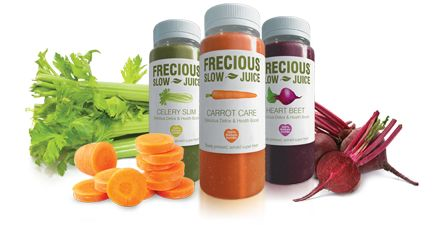 frecious slow-juices