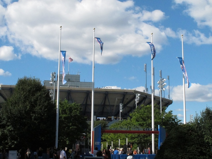 Arthur Ashe Stadium, New York    Photo by Emiliano López