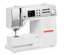 BERNINA 330 – the entry-level model - BERNINA