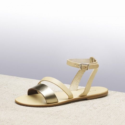 ISIDE PALE YELLOW _ SPRING SUMMER 2015 COLLECTION | #altiebassi #spring #summer #2015 #sophisticated #italianshoes #…
