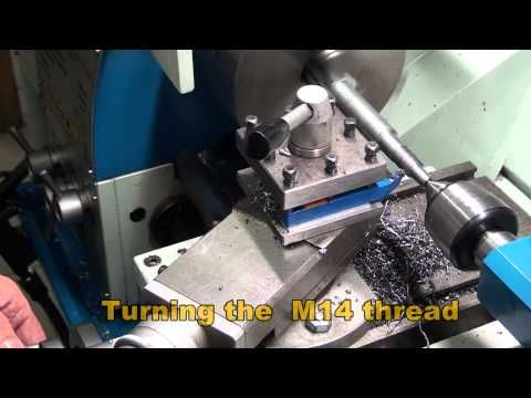 Building my CNC router part 4 - YouTube