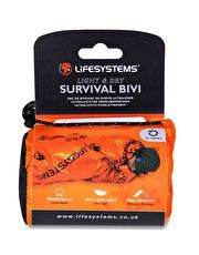 Lifesystems Light and Dry Survival Bivi The Light and Dry Survival Bivi Bag from Lifesystems is a survival bivi that will retain 90% of your radiated body heat (Barcode EAN=5031863421409) http://www.MightGet.com/january-2017-13/lifesystems-light-and-dry-survival-bivi.asp