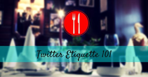 Twitter Etiquette: 5 Things To Stop Doing Right Now!  via @AgoraPulse