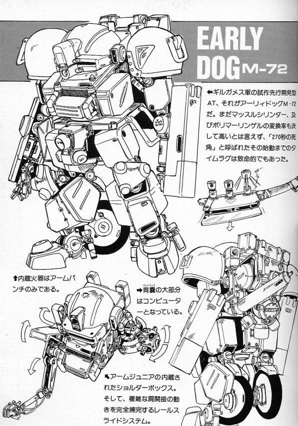 "rocketumbl: "" EARLY DOG (modeled by KAZU) """