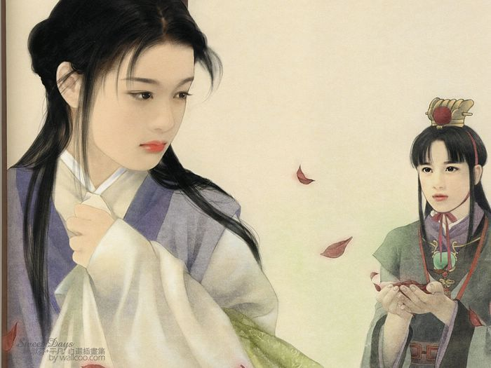 Pinfan & Chen Shu-Fen #Beautiful #Asian #Art #Taiwan #Japan #China