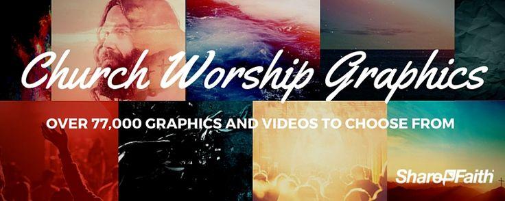 Church Worship Graphics (1)