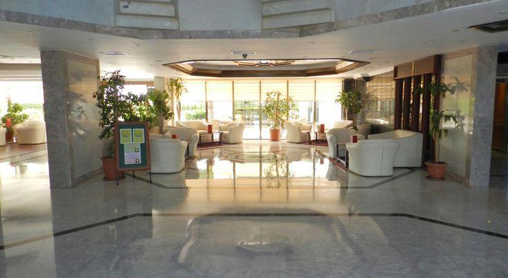 Grand Hotel Temizel #GrandHotelTemizel #Rezervasyon #Otel #Oteldenal #Ayvalık #Sarımsaklı #Tatil #Lobi