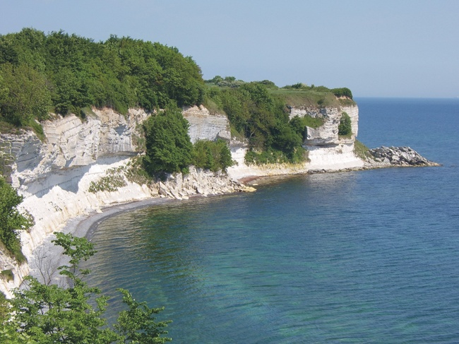 Stevns klint. Wonderfull place;o)