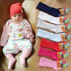 Нет плинтус!  Смягчился EC в трубке носки хлопчатобумажные носки детские носки новорожденного Тонгва 5201