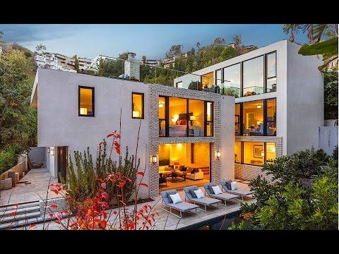 Kendall Jenner's new £5.7m six bedroom mansion in West Hollywood