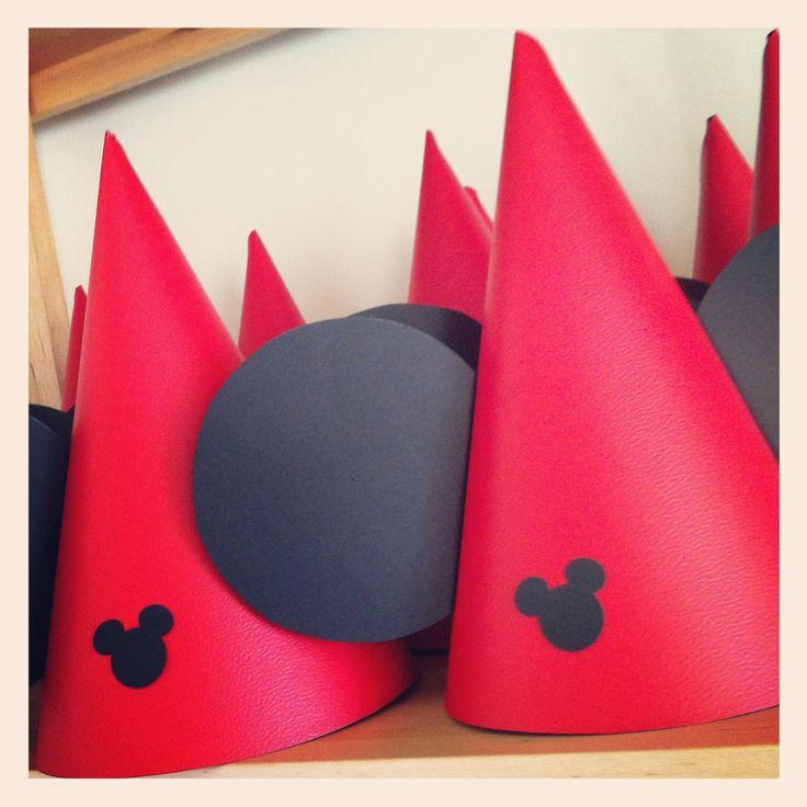 Mickey hats!