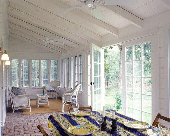 Porch 3 Season Room Design
