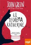 EL TEOREMA KATHERINE de John Green, en los Bestsellers libros más vendidos