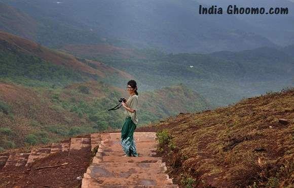 Chikmagalur – At Mullayanagiri, the highest peak in Karnataka