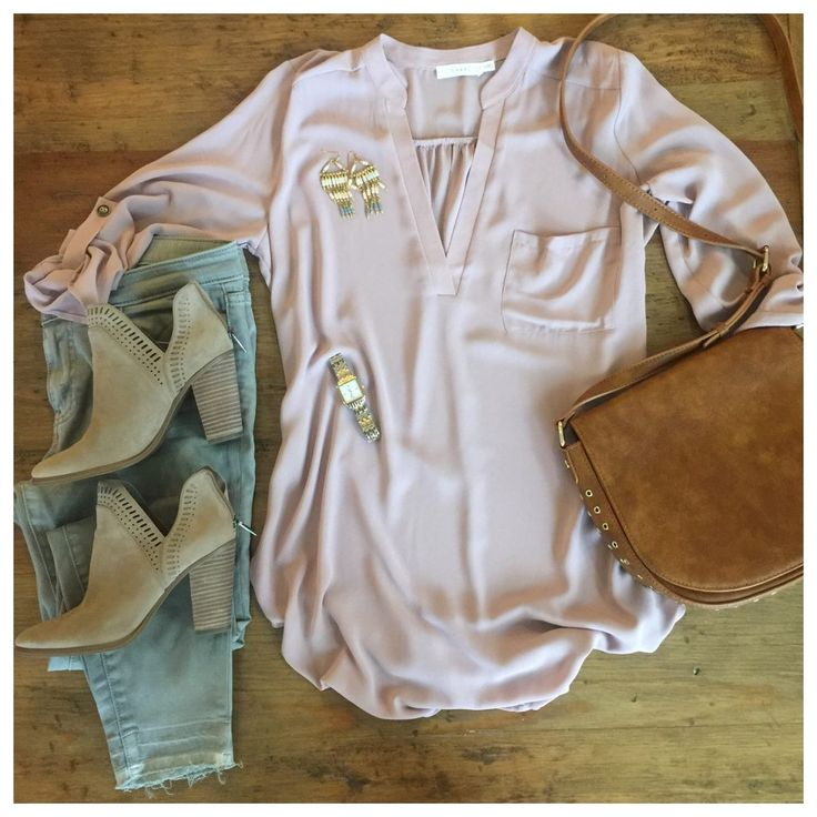 Planning for Fall with Some Great Basics - this tunic is only $27.90 and comes in lots of colors!