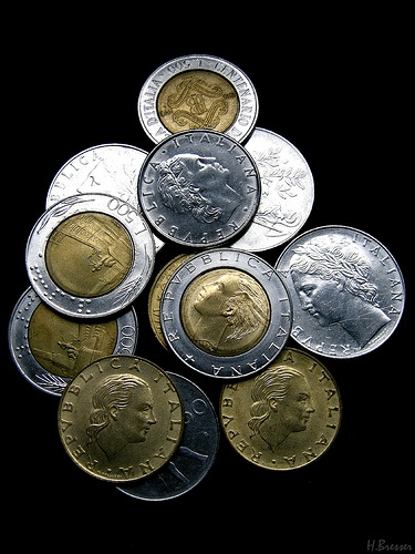 Before the Euro, there was the Lira, the currency of Italy