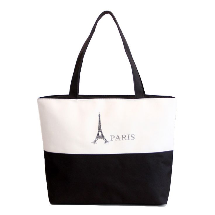 Fashional Cartoon Printing Women Portable Handbags Durable Canvas Shoulder Bag Women's Casual Tote Lady Shopping Bags