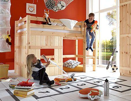 Hochbetten Für Das Kinderzimmer