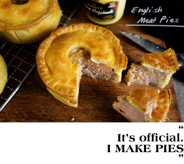 The next time I have seven hours to kill, I'm making these meat pies.