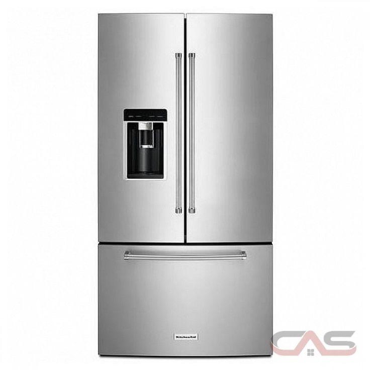 Krfc704fss kitchenaid refrigerator canada sale best