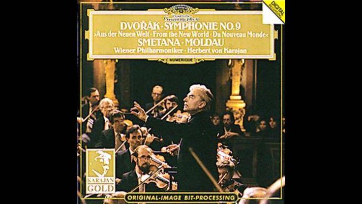 "Listen to [HD] Bedřich Smetana : ""Die Moldau"" / Karajan / Vienna Philharmonic"
