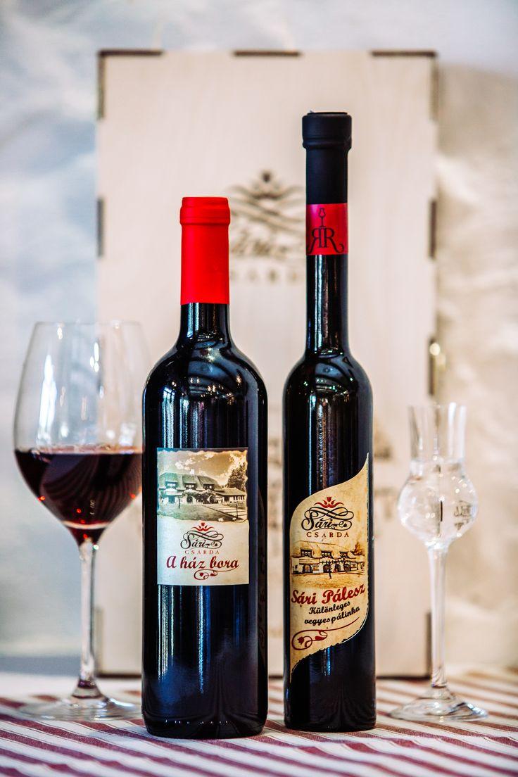 Sári Palinka & Wine #saricsarda