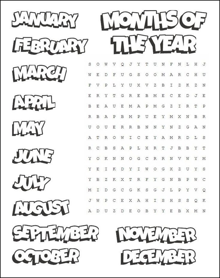 It is a graphic of Impeccable Printable Kid Word Search