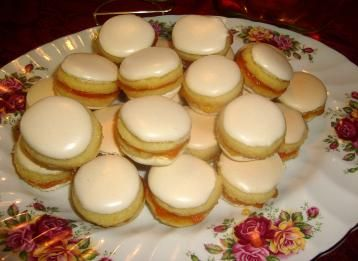 "Hungarian Recipes - Step-by-step Recipes - site states: ""If you enjoy meringues and linzer type pastries, you will love Non Plus Ultra which is one of the most popular pastries of Hungary at Easter."""